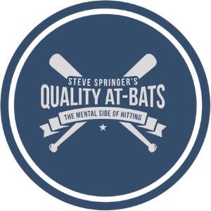 Quality At Bats - Logo